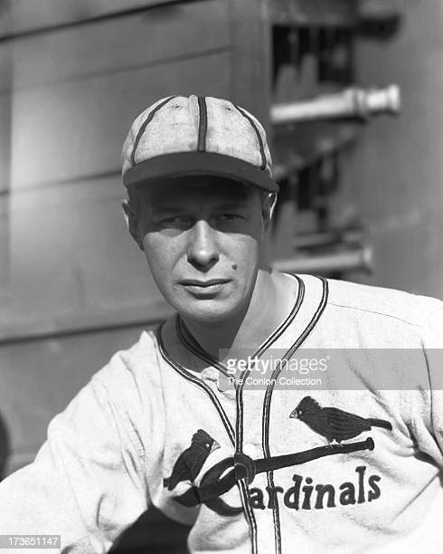 A portrait of George E Walberg of the Boston Red Sox in 1936