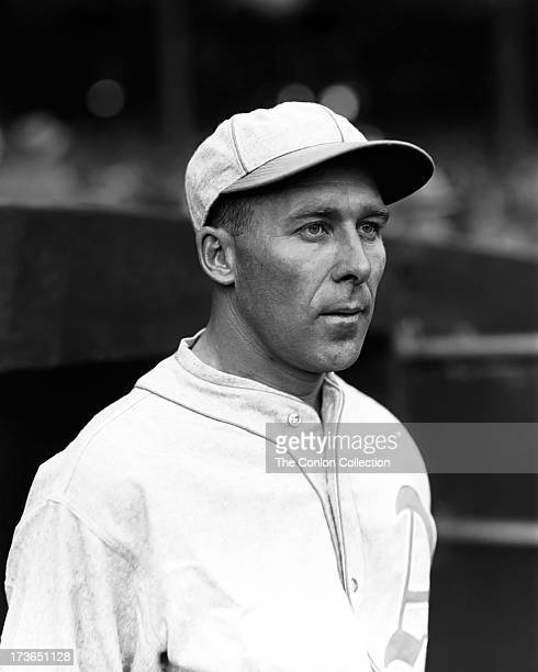 Portrait of George E. Walberg of the Philadelphia Athletics in 1928.