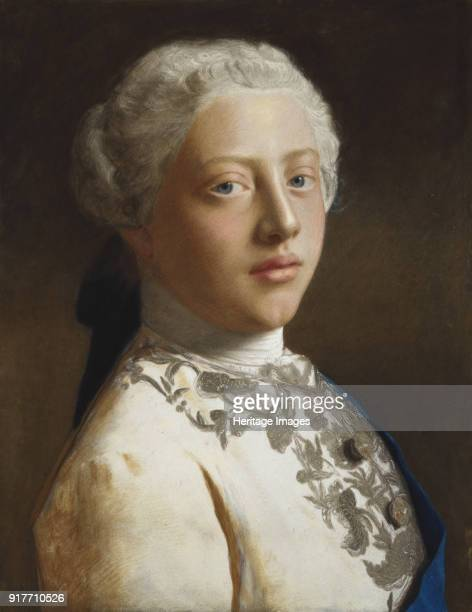 Portrait of George Prince of Wales Found in the Collection of