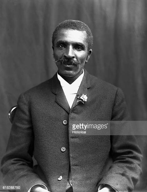 Portrait of George Washington Carver He was a proponent of crop diversification