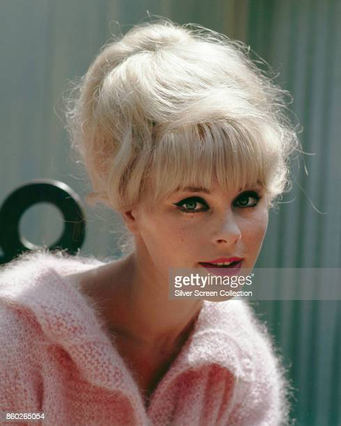 Portrait of German actress Elke Sommer, early 1960s.