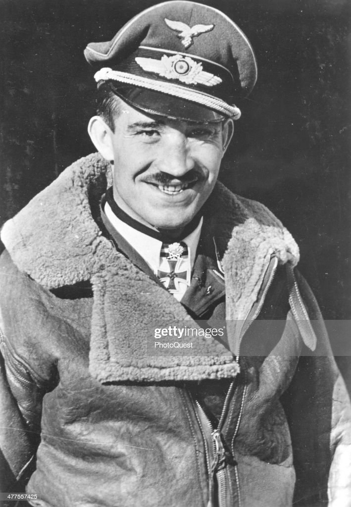 Adolf Galland : News Photo