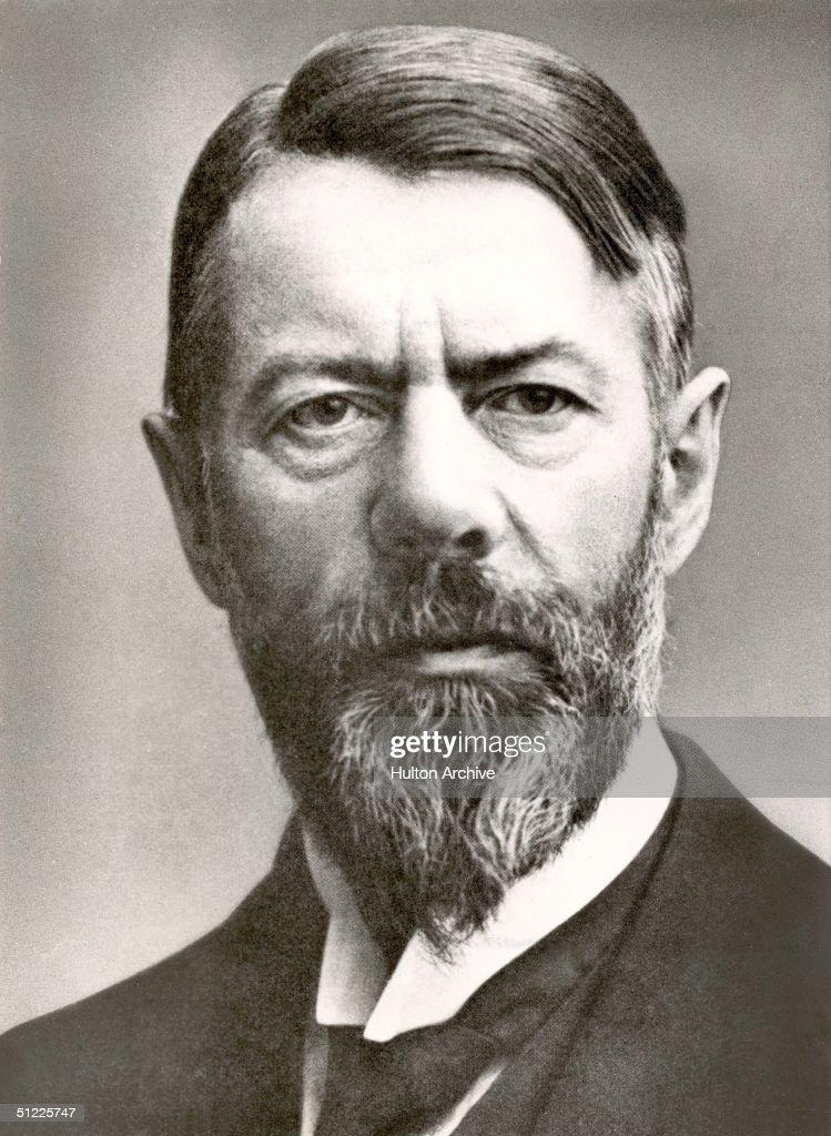 Portrait Of Max Weber : News Photo
