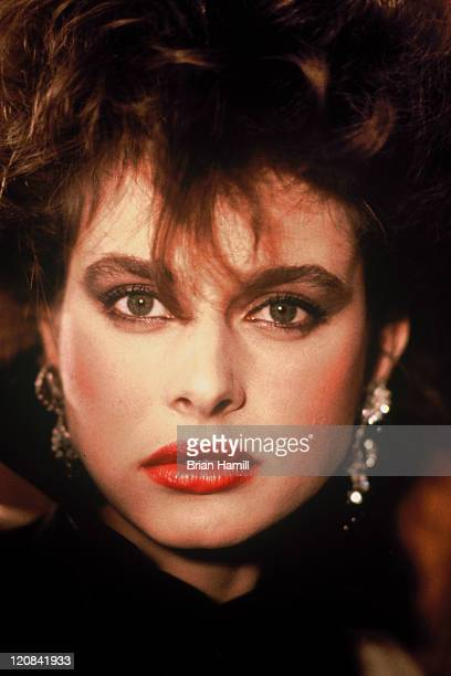 Portrait of Germanborn actress Nastassja Kinski Paris France 1981