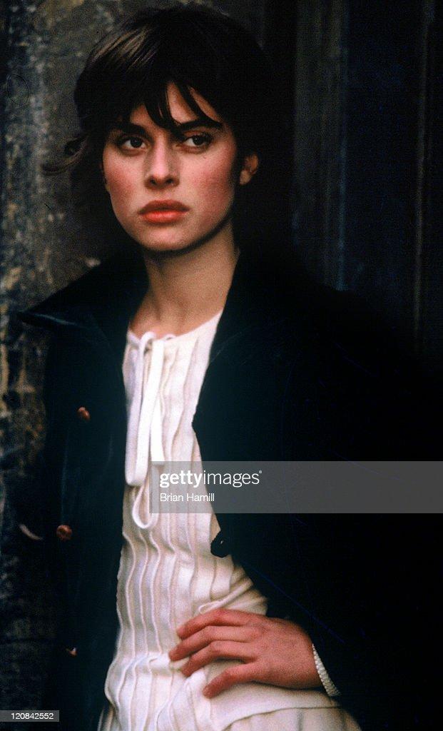 Portrait of German-born actress Nastassja Kinski, Paris, France, 1981.