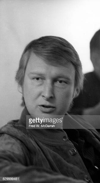 Portrait of Germanborn American film and theatre director Mike Nichols during the filming of his movie 'Carnal Knowledge' June 16 1971