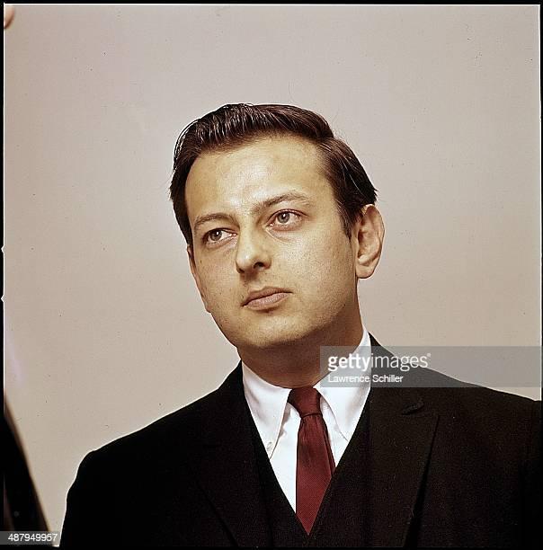 Portrait of Germanborn American musician and composer Andre Previn 1960