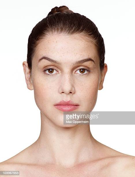 portrait of girl, natural beauty