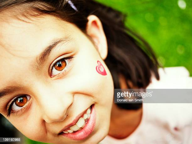 portrait of girl - temporary stock pictures, royalty-free photos & images