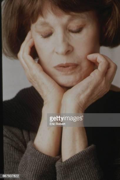 Portrait of Gloria Vanderbilt.