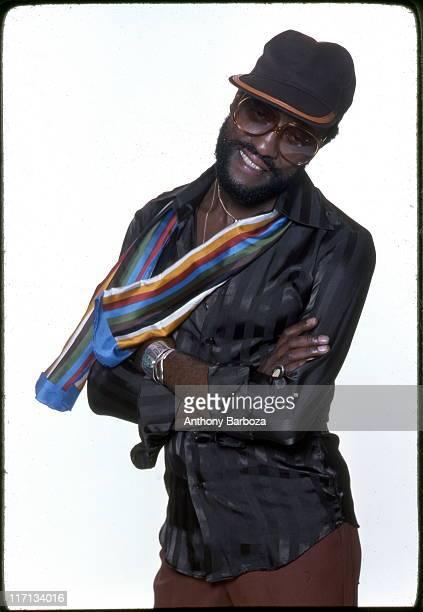 Portrait of Grammy award winning soul singer Billy Paul late twentieth century