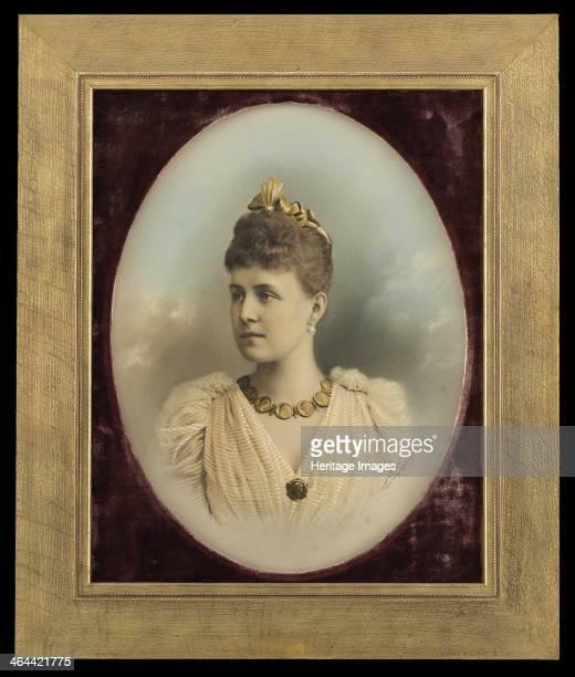 Portrait of Grand Duchess Alexandra Georgievna of Russia
