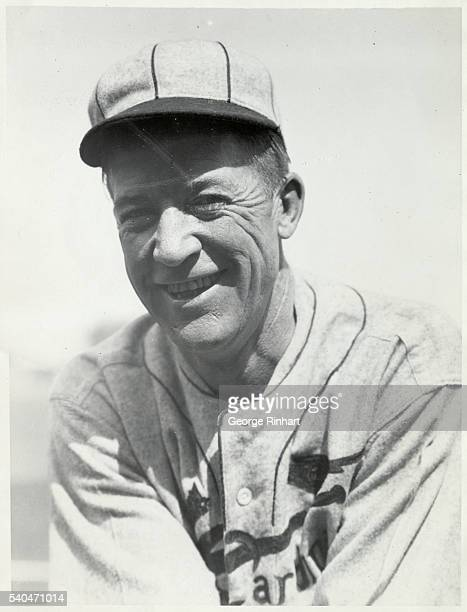 Portrait of Grover Alexander of The Cardinals