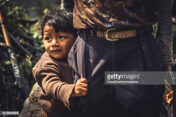 portrait of guatemalan boy. - guatemala stock pictures, royalty-free photos & images