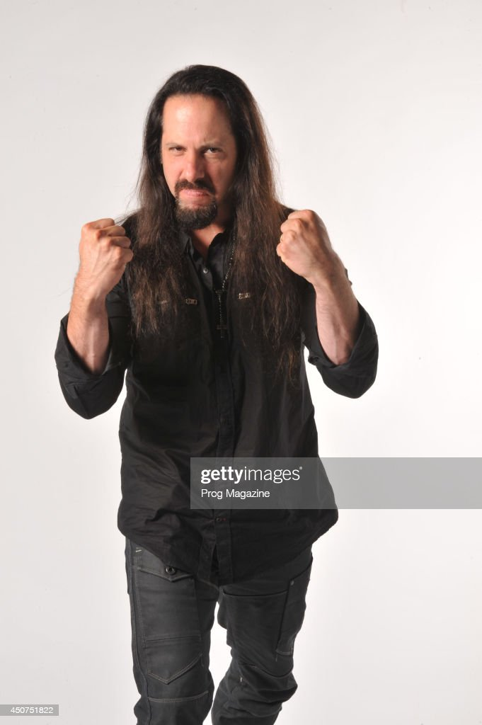 Dream Theater Portrait Shoot, London