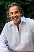 dslr canon photo handsome brazilian 55yearold