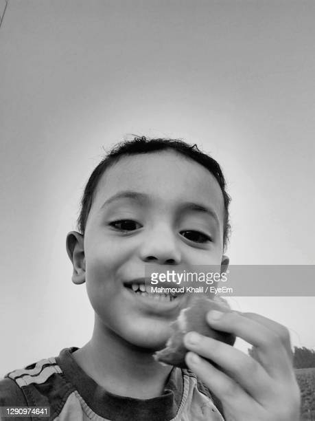 portrait of happy boy - north africa stock pictures, royalty-free photos & images