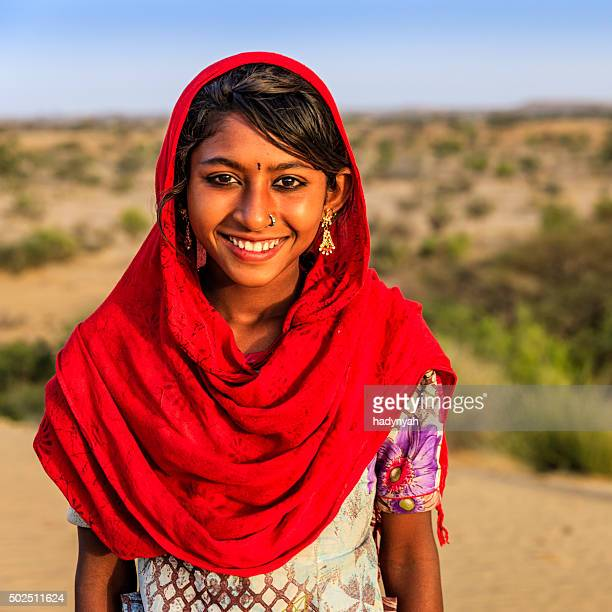 Indian Village Girls Stock Photos And Pictures  Getty Images-5688