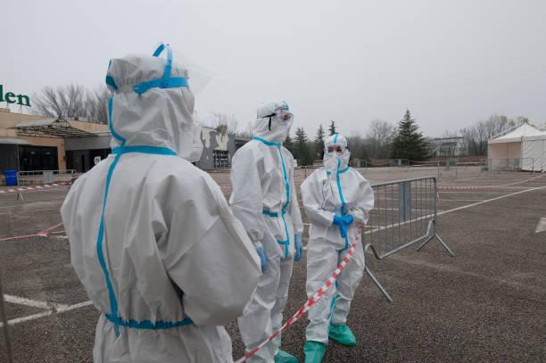 ITA: Mass Population Screening In Abruzzo, Italy Amid The Covid-19 pandemic