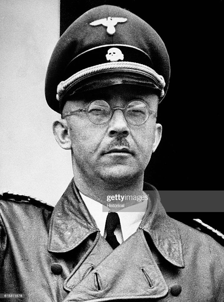 Heinrich Himmler : News Photo