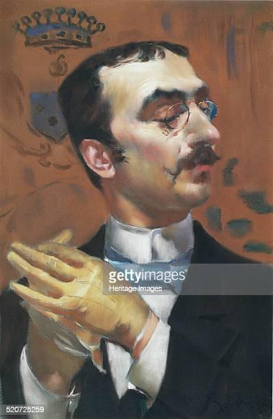 Portrait of Henri de ToulouseLautrec Found in the collection of Norton Simon Museum