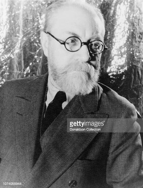 Portrait of Henri Matisse