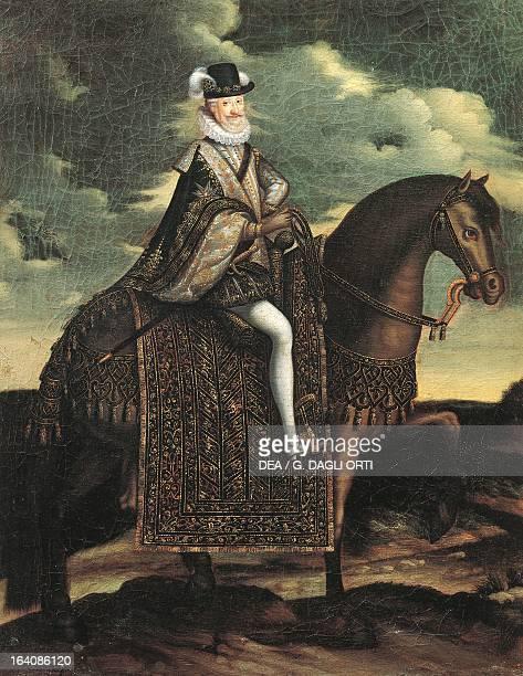 Portrait of Henry IV of France , King of France and Navarre. La Rochelle, Musée D'Orbigny-Bernon