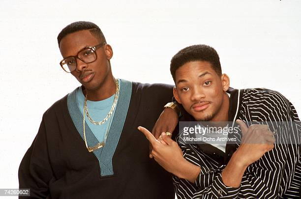 Photo of Jazzy Jeff the Fresh Prince Photo by Michael Ochs Archives/Getty Images