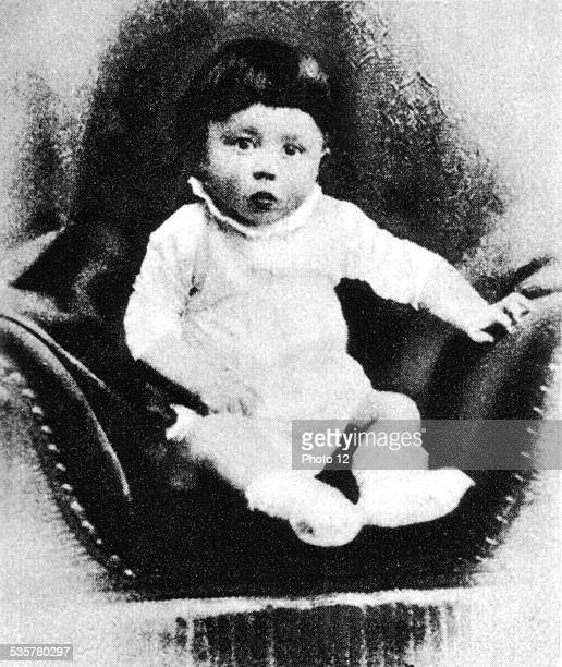 Portrait of Hitler as a child Germany