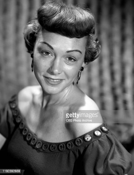 Portrait of Hollywood actress Alix Talton March 21 1951