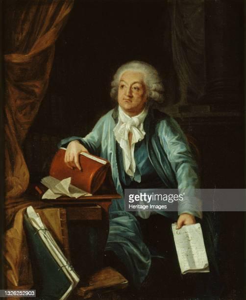Portrait of Honoré Gabriel Riqueti, comte de Mirabeau , 1791. Found in the collection of Musée Carnavalet, Paris. Artist Dabos, Laurent .