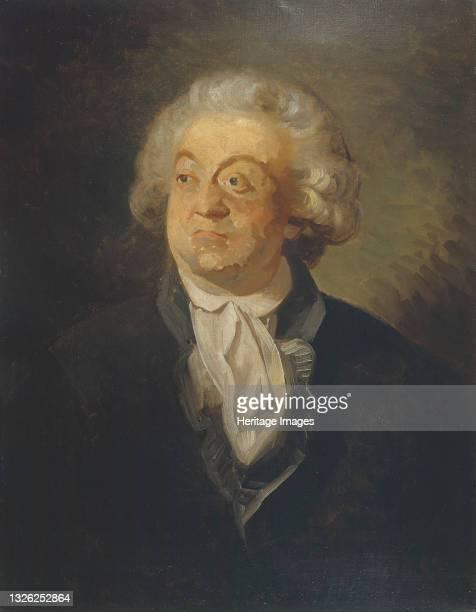 Portrait of Honoré Gabriel Riqueti, comte de Mirabeau , circa 1795. Found in the collection of Musée Carnavalet, Paris. Artist Boze, Joseph .