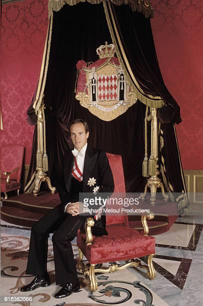 Portrait of HSH Prince Albert of Monaco