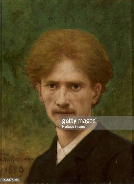 Portrait of Ignacy Jan Paderewski Found in the Collection of Muzeum Narodowe Warsaw