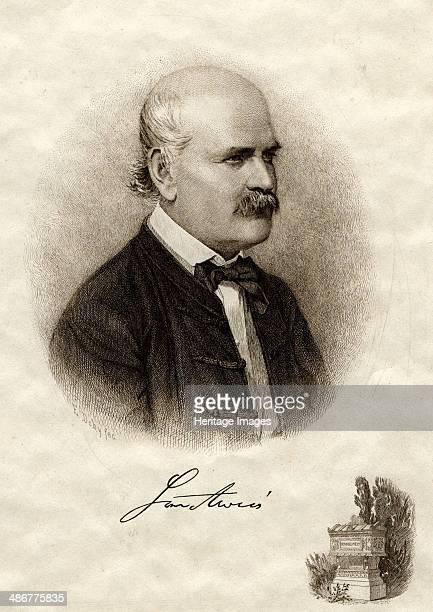 Portrait of Ignaz Philipp Semmelweis Artist Doby Jenö Eugen