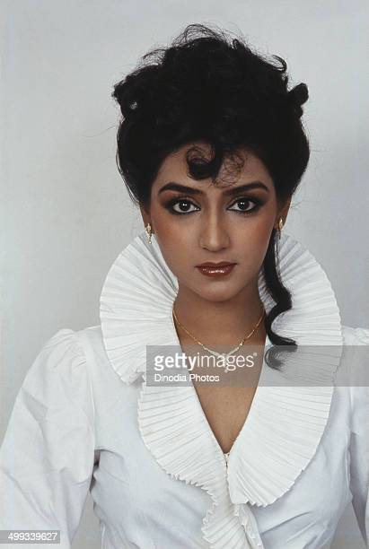 1990 Portrait of Indian film actress Anuradha Patel