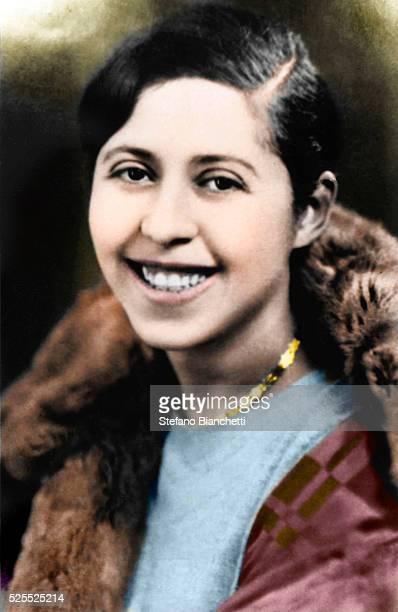 Portrait of Irene Nemirovsky French novelist �� SBianchetti/Corbis