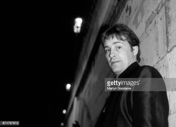 Portrait of Irish comedian Ardal O'Hanlon London 1997