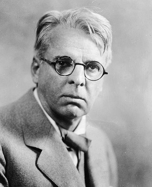 Portrait Of William Butler Yeats Wall Art