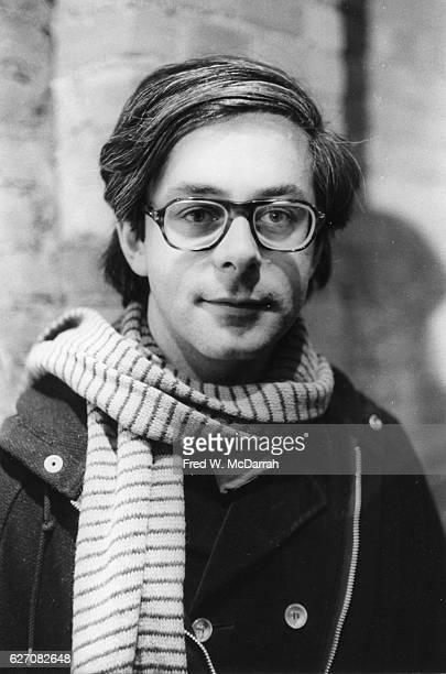 Portrait of Irishborn Canadian American artist Les Levine New York New York March 4 1972