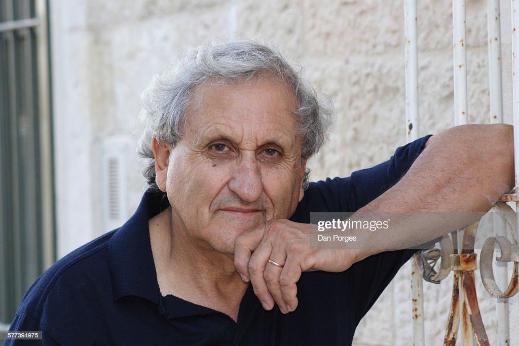 Portrait Of AB Yehoshua : Nieuwsfoto's
