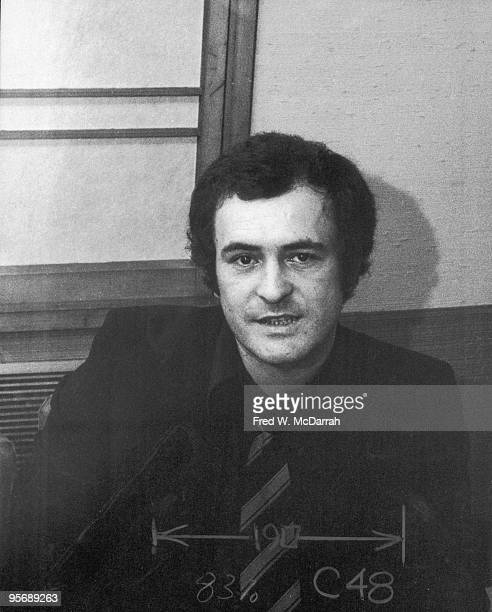 Portrait of Italian film director Bernardo Bertolucci February 2 1973