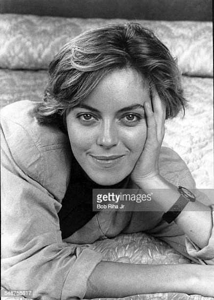 Portrait of Italianborn Australian actress Greta Scacchi Los Angeles California April 1 1988