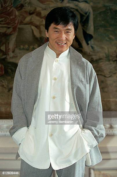 Portrait of Jackie Chan
