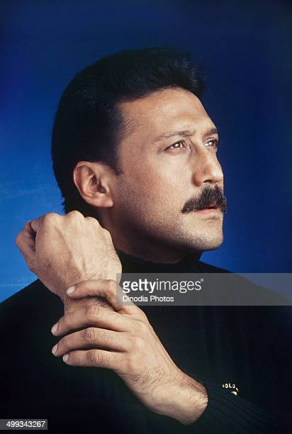 1992 Portrait of Jackie Shroff