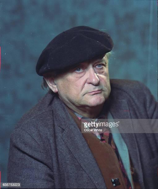 Portrait of Jacques Lipchitz