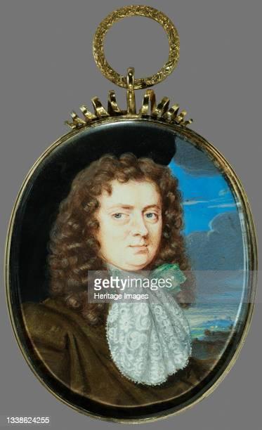 Portrait of James Butler, 1st Duke of Ormond , 17th century. Artist Thomas Flatman.