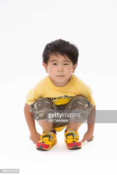 portrait of Japanease man
