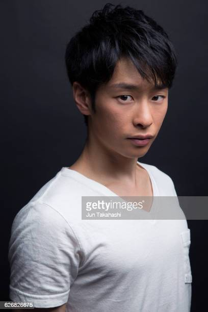portrait of Japanease man