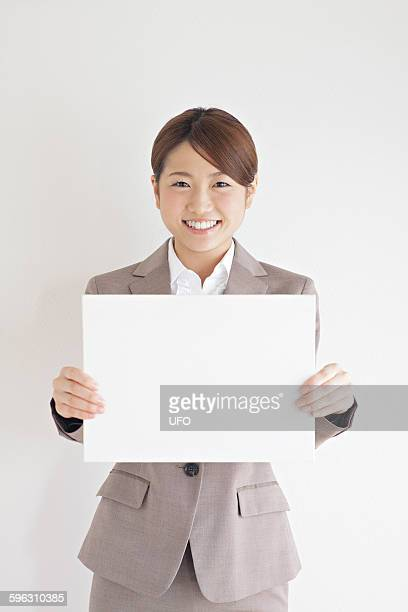 Portrait of japanese business woman